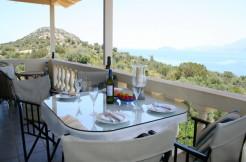 Villa nær Agios Nikolaos med nydelig sjøutsikt.