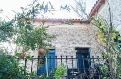 Renovert landsbyhus med tre soverom.