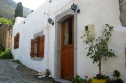 Renovert landsbyhus i Vrachasi.