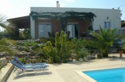 Villa med flott beliggenhet i Plaka.