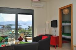 Flott leilighet med basseng i Agios Nikolaos.