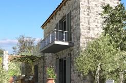 Ny villa under bygging med eget basseng i Loutra, Rethymnon. Svært gunstig pris!