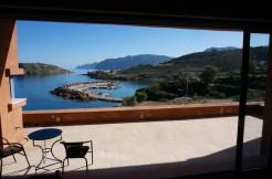 Villa ved sjøen. Nydelig utsikt.
