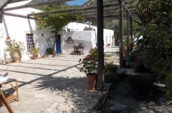 Spesiell og vakker villa i Zaros.
