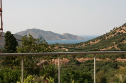 Renovert steinhus i Kouvasi, øst på Kreta.