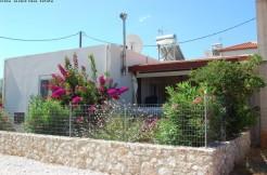Sjarmerende liten villa i Drapanos.